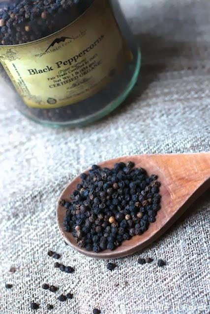 black pepper photo