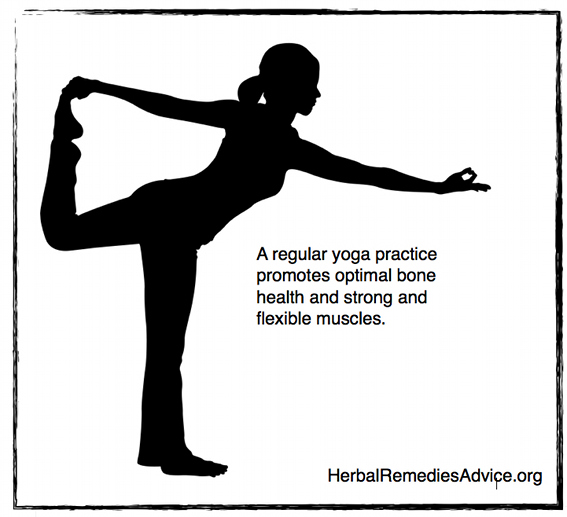Yoga for a healthy musculoskeletal system