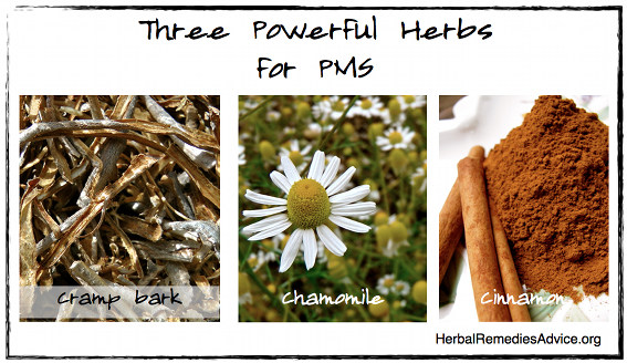 Herbal remedies for pms