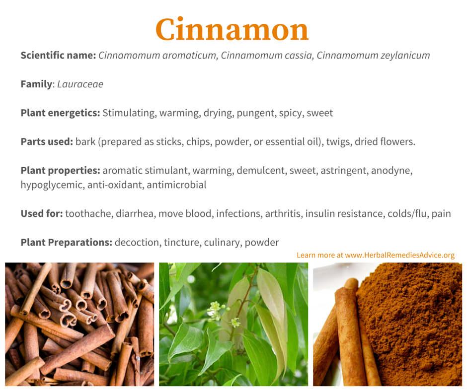 Cinnamon Facts