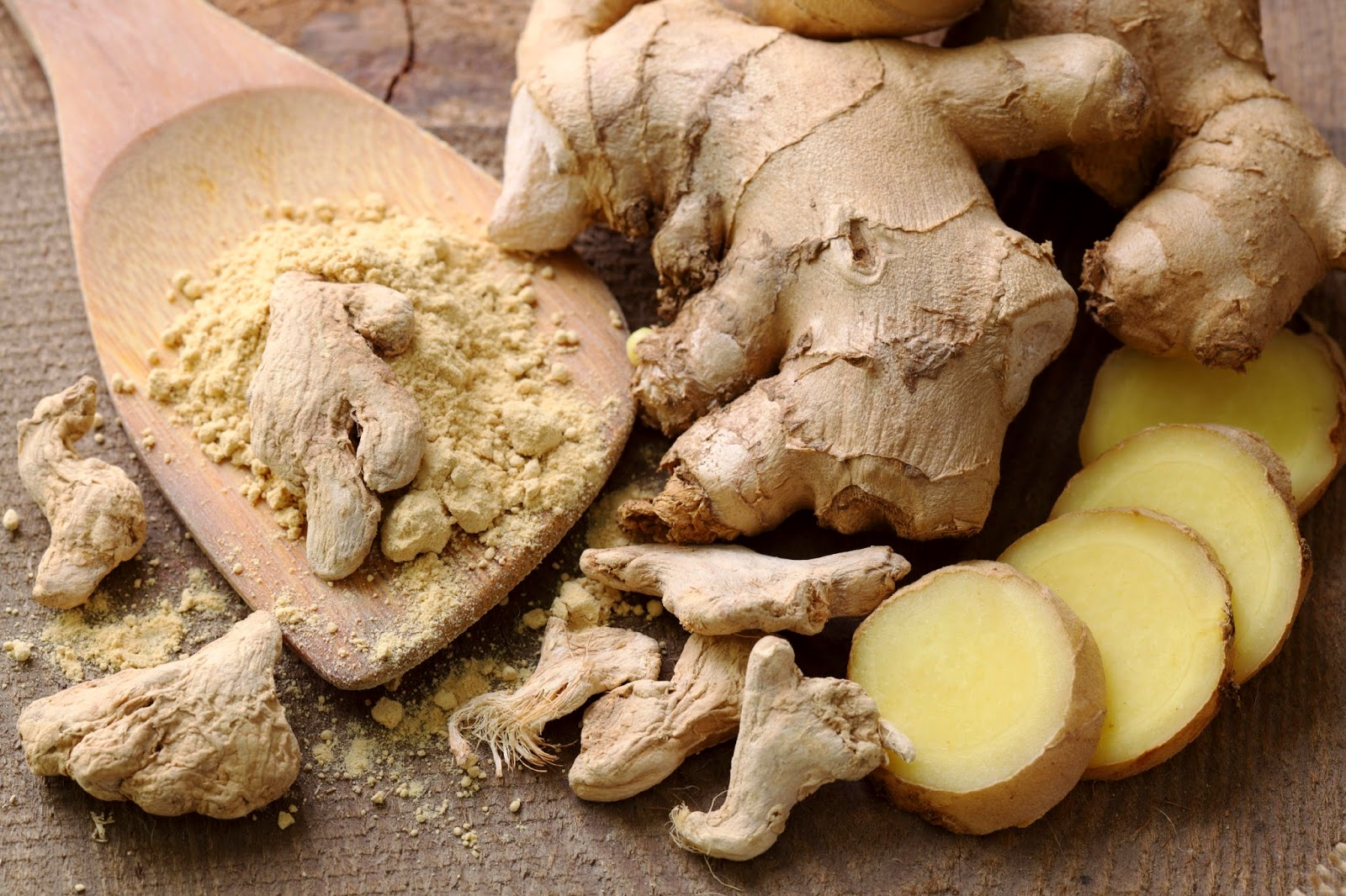 ginger for immune system