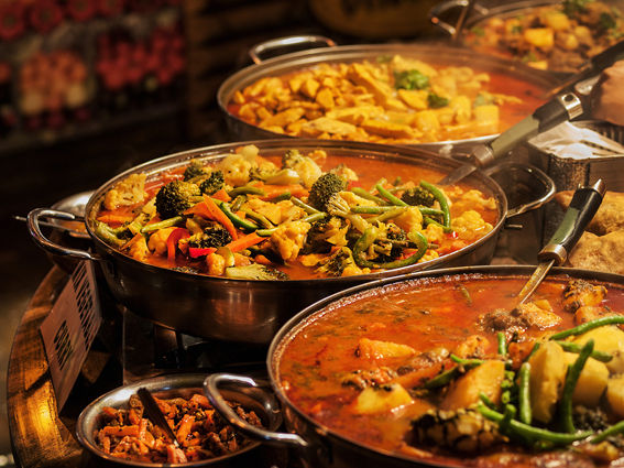 anti-inflammatory Indian food