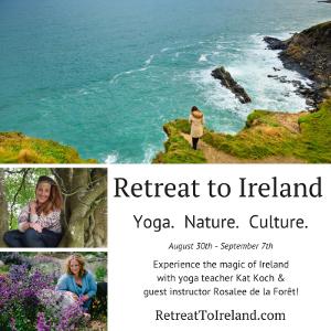 Retreat to Ireland
