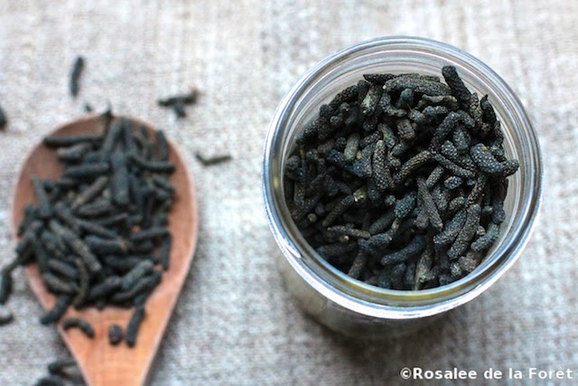 long black pepper