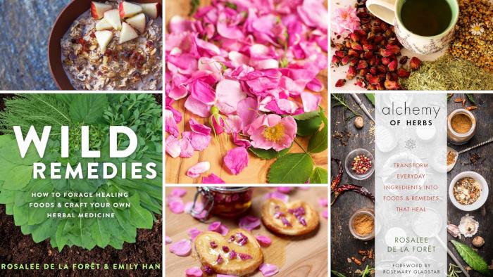 rose recipes