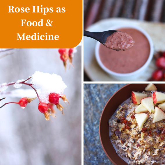 benefits of rosehips