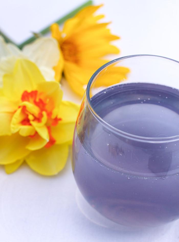 Violet Soda