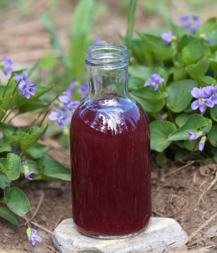 Violet Vinegar