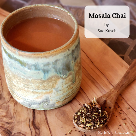 what is chai tea