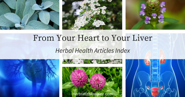 index of health articles