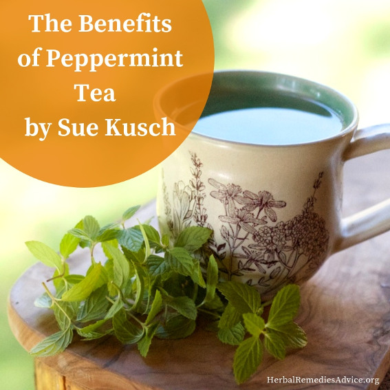 peppermint tea health benefits