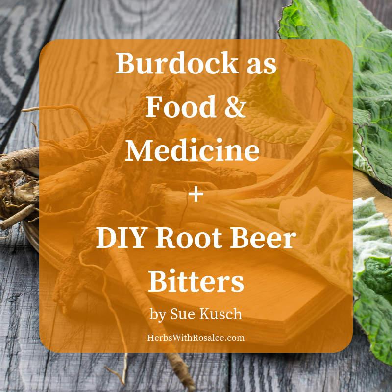 burdock benefits