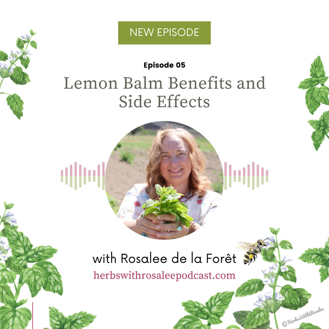 Lemon Balm Benefits and Side Effects Podcast