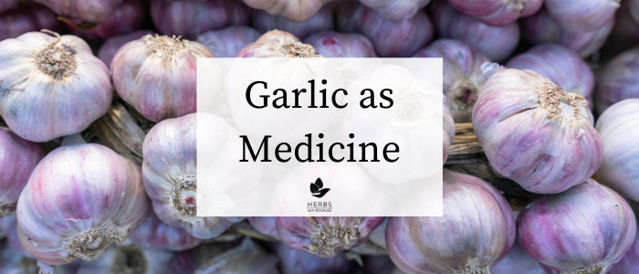 is garlic good for you